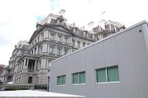 Eisenhower Executive Office Building, Washington DC, United States