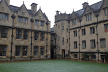Merton College, Oxford, United Kingdom