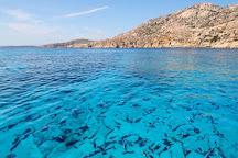 Spiaggia di Cala Coticcio, La Maddalena, Italy