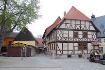 Kleinstes Haus, Wernigerode, Germany