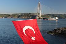 Yavuz Sultan Selim Koprusu, Istanbul, Turkey
