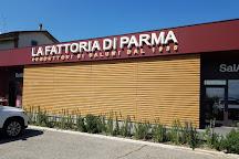 La Fattoria di Parma, Sanguinaro, Italy