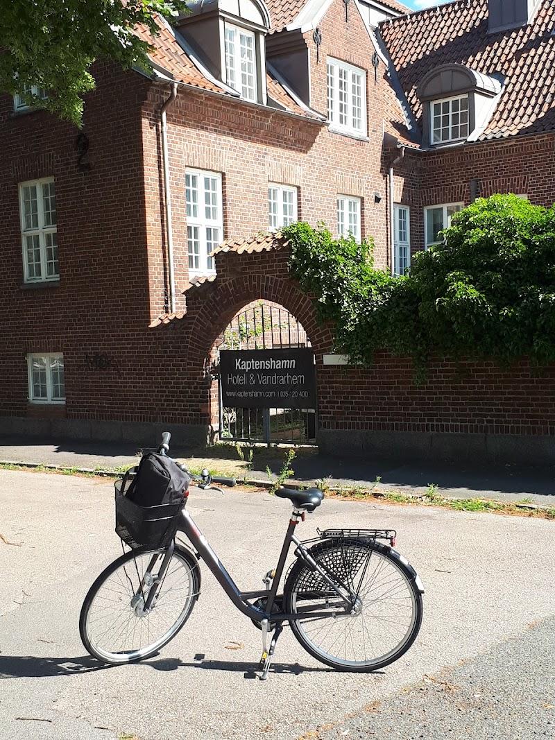 Halmstad Hotell & Vandrarhem Kaptenshamn