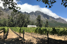 Stony Brook Vineyards, Franschhoek, South Africa