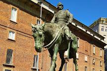 Monumento a Giuseppe Missori, Milan, Italy