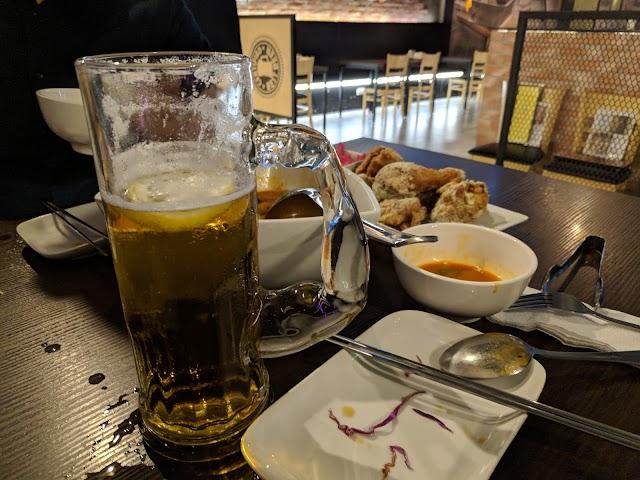CHI MAC chicken & Beer