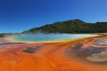 Fountain Paint Pot, Yellowstone National Park, United States