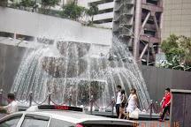 Pavilion Crystal Fountain, Kuala Lumpur, Malaysia