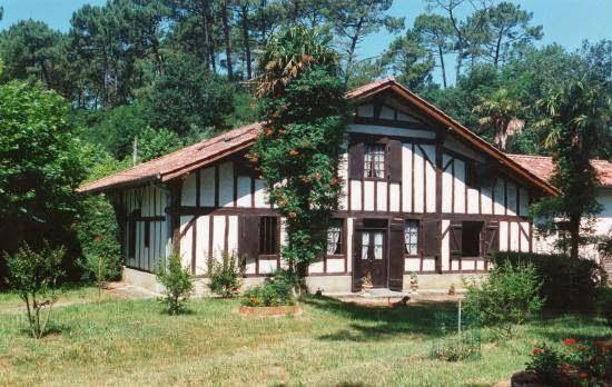 Lo Rey du Lac, Chambres d'Hôtes, Cabane, hébergements insolites et Gîte à Hossegor