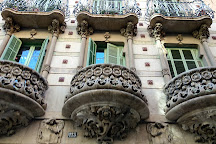 Casa Lamadrid, Barcelona, Spain