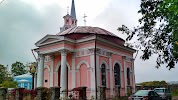 Соборный храм Благовещения Пресвятой Богородицы на фото Шлиссельбурга