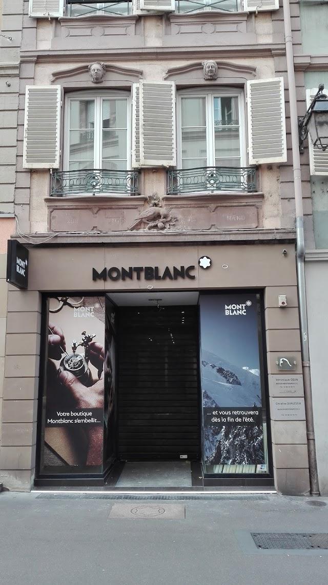 Montblanc Strasbourg
