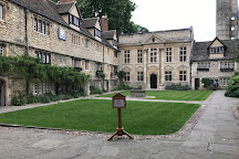 St Edmund Hall, Oxford, United Kingdom