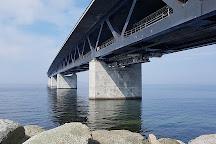 Oresund Bridge, Malmo, Sweden