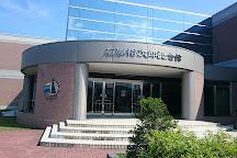 Ishihara Yujiro Memorial, Otaru, Japan