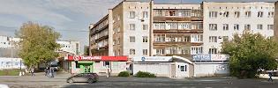 Восточный экспресс банк, Серединная улица на фото Перми