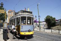Miradouro das Portas do Sol, Lisbon, Portugal