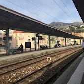 Железнодорожная станция  Menton
