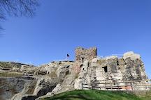 Burg und Festung Regenstein, Blankenburg, Germany