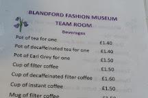 The Blandford Fashion Museum, Blandford Forum, United Kingdom