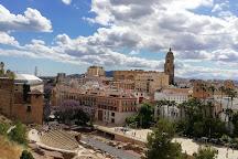 Teatro Romano, Malaga, Spain