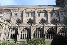 Worcester Cathedral, Worcester, United Kingdom