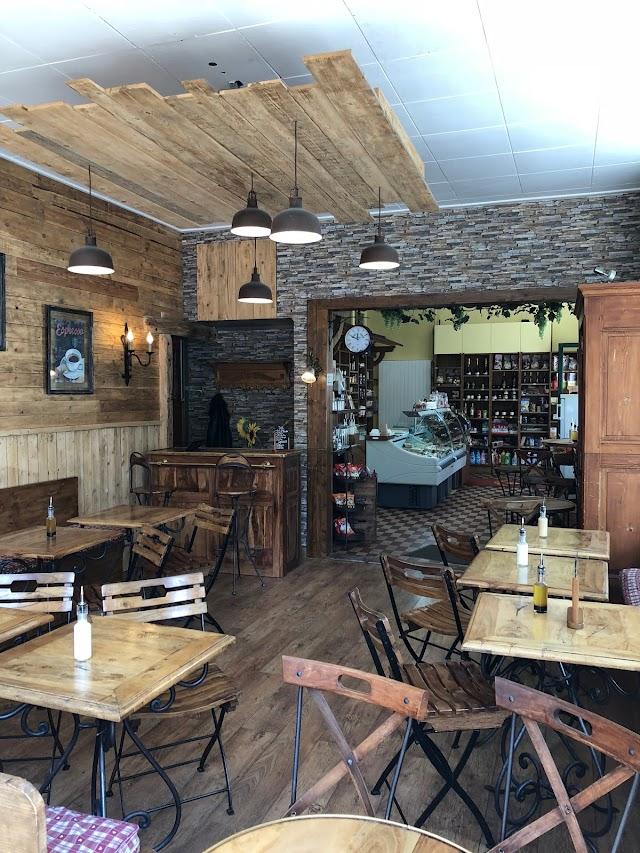 Epicerie du Mont de Sion & Gibus Cafe