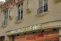 Theatre De La Michodiere, Paris, France