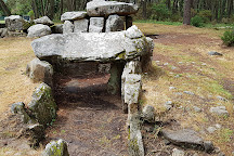 Dolmens de Mane Kerioned, Carnac, France