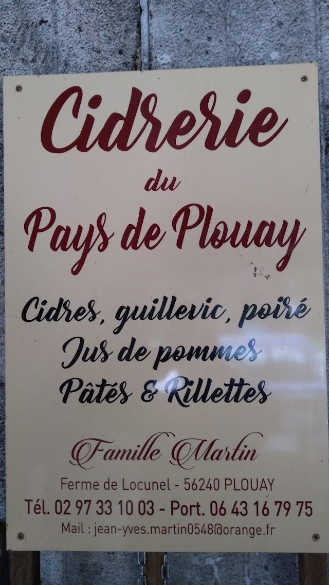 Cidrerie Martin Plouay