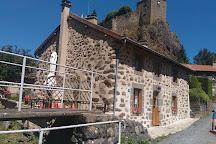 Chateau du Sailhant, Andelat, France