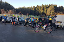 Cannop Cycle Centre, Forest of Dean, United Kingdom