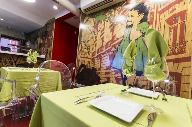 Restaurante Martes 13