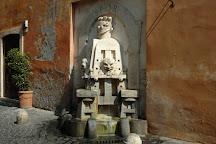Fontana degli Artisti, Rome, Italy