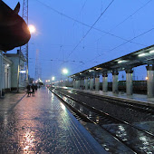 Железнодорожная станция  Dzhankoy
