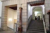 Casa de las Siete Chimeneas, Madrid, Spain