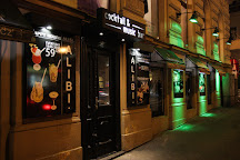 ALIBI cocktail&music bar Prague, Prague, Czech Republic