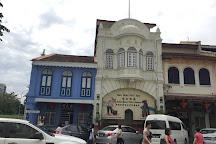 Concubine Lane, Ipoh, Malaysia