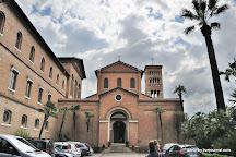 Sant'Anselmo all'Aventino, Rome, Italy