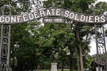 Johnson's Island Confederate Cemetery, Marblehead, United States