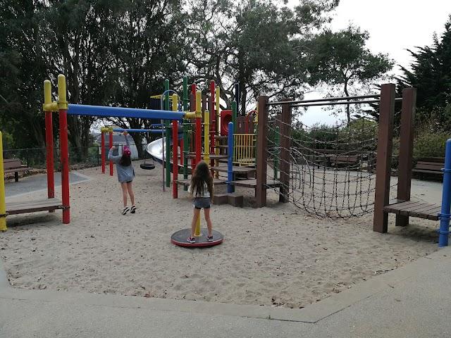 Buena Vista Park Playground