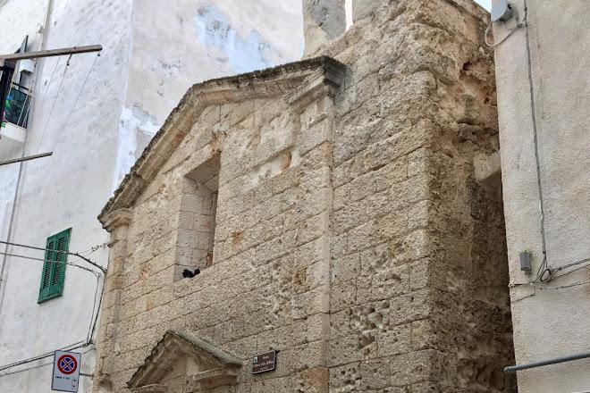Chiesa Santa Maria della Zaffara, Monopoli, Italy