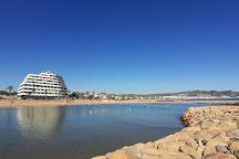 Playa Les Anquines, Sitges, Spain