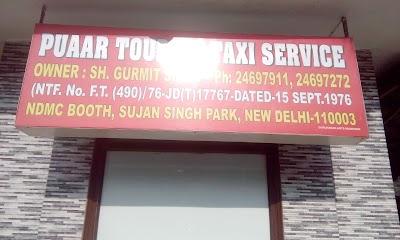 Puaar Tourist Taxi Service