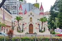 Rosary Church, Hong Kong, China