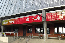 Weser Stadion (Weser Stadium), Bremen, Germany