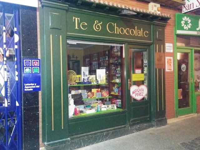 Te y Chocolate