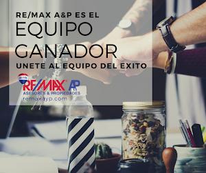 Remax A&P Asesores y Propiedades 8