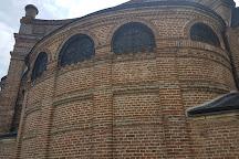 Eglise Saint Didier d'Asfeld, Asfeld, France