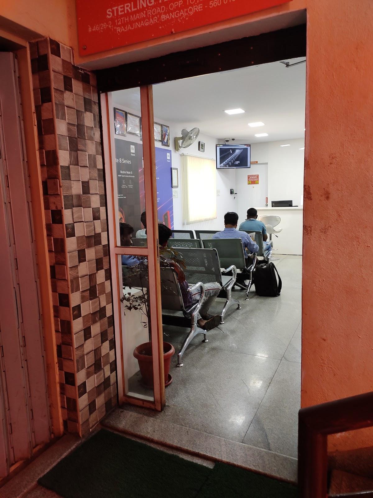 Opp Navrang Theater Rajajinagar (MI Exclusive Service Center)